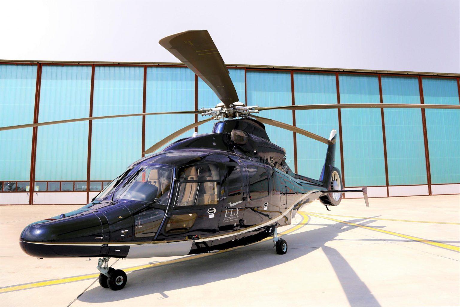 FlyEliteJets EC155