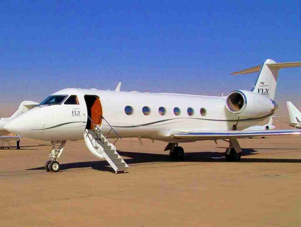 FlyEliteJets G4 Jeddah