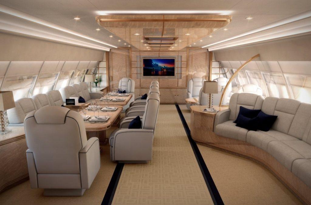 VIP AIRLINE DESIGN