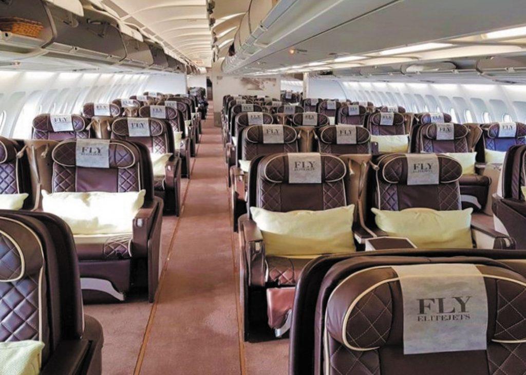 340-cabin