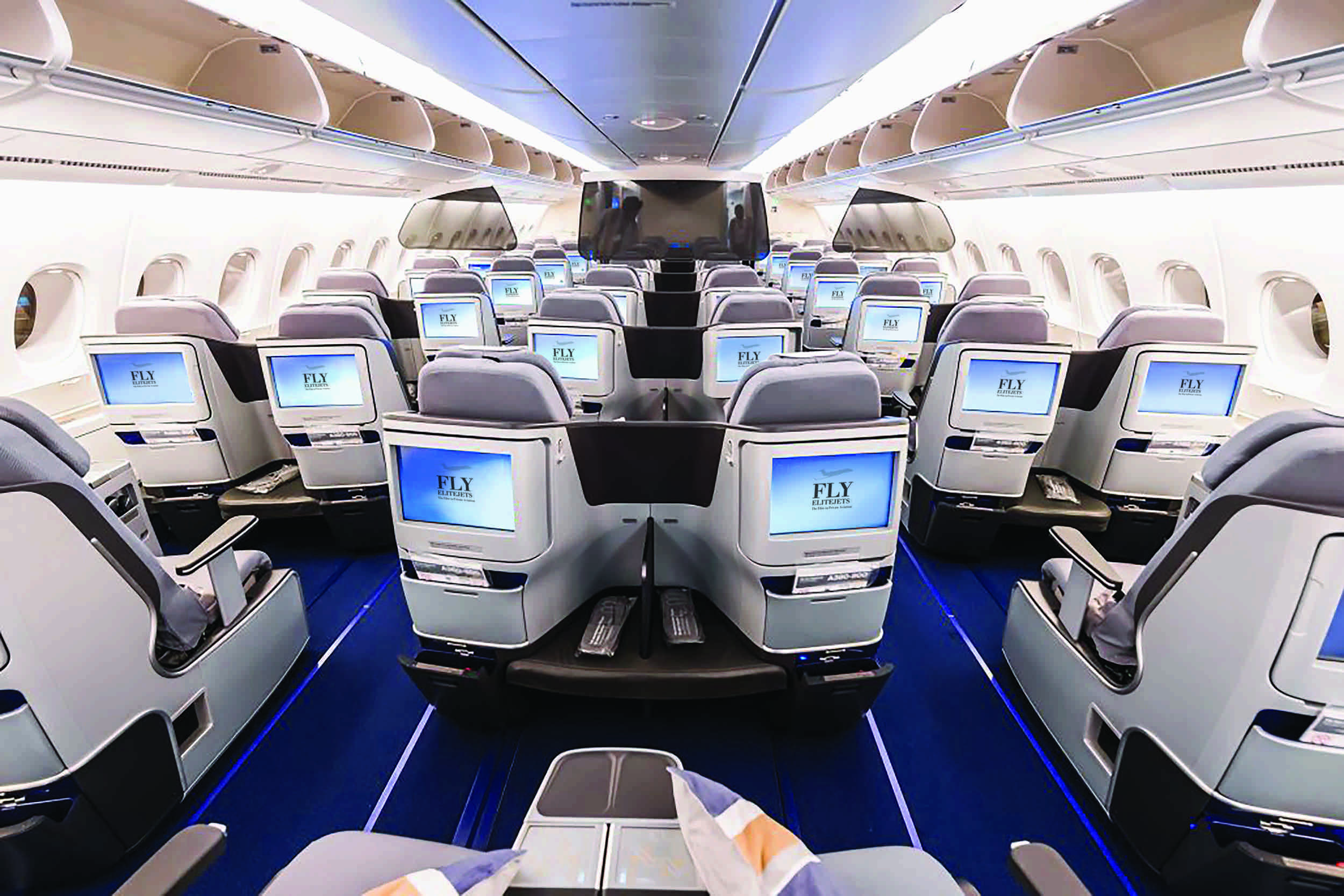 BUSINESS CLASS A350