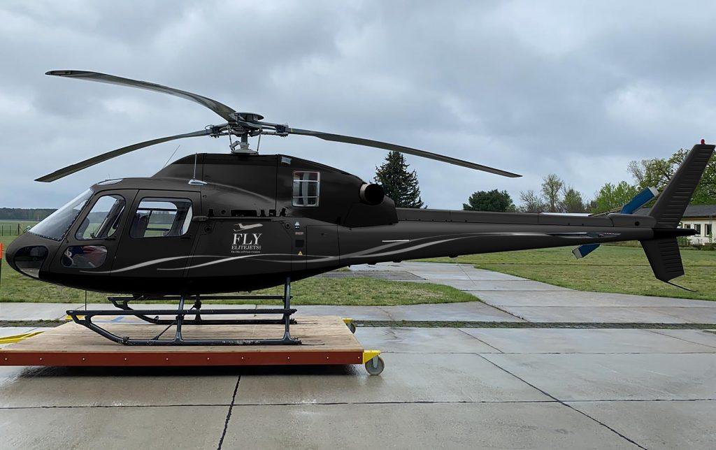 AS355N2 exterior