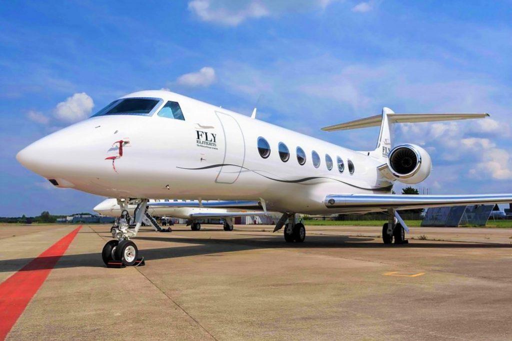 FlyEliteJets G550